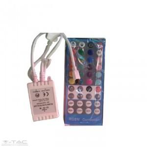 RGB+W LED szalaghoz távirányító - 3326