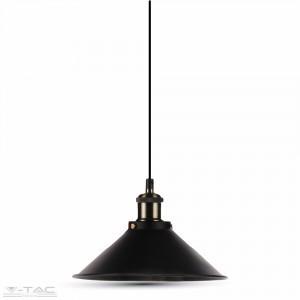 Fém fekete csillár - 3753