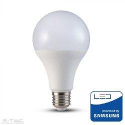 18W LED izzó Samsung chip E27 A80 3000K 5 év garancia - PRO126