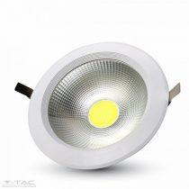 20W LED mélysugárzó kör alakú A++ 3000K - 1273