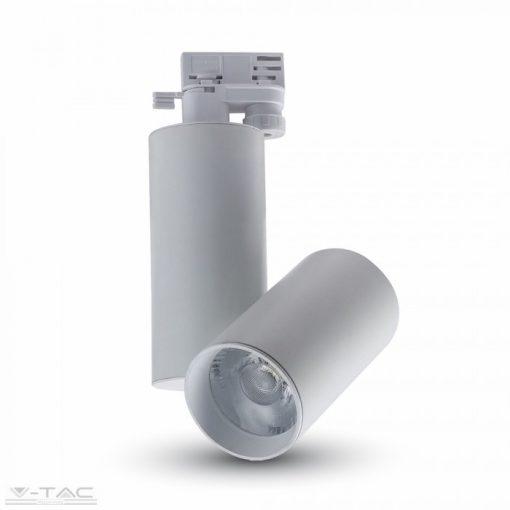 30W LED kirakatvilágító fehér 6400K - 1294