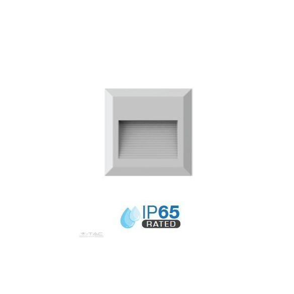 2W Felületre szerelhető LED lépcsővilágítás IP65 3000K - 1321