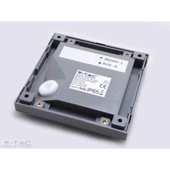 2W Felületre szerelhető LED lépcsővilágítás IP65 4000K - 1324