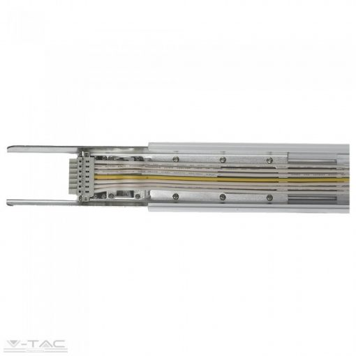 Áramvezető LED lineár lámpatesthez (8 eres) - 1451