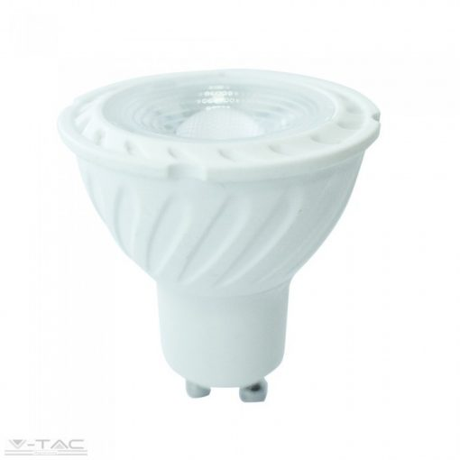 Dimmelhető 6,5W LED spotlámpa Samsung chip GU10 lencsés 110° 6400K  - PRO200
