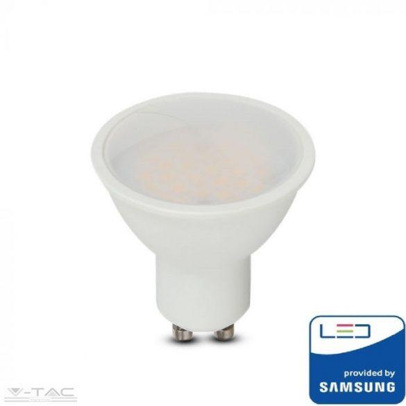 5W LED spotlámpa Samsung chip GU10 lencsés 110° 6400K - PRO203