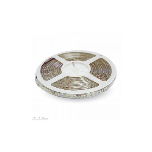 LED szalag 3528 - 60LED/m Természetes fehér IP65 - 2043 (5 méter)