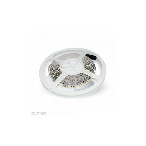 LED szalag 5050 - 30 LED/m Meleg fehér (nem vízálló) - 2135 (5 méter)