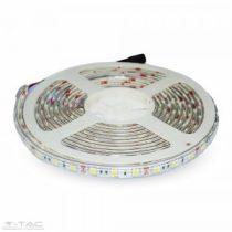 LED szalag 5050 - 30 LED/m Hideg fehér IP65 - 2144