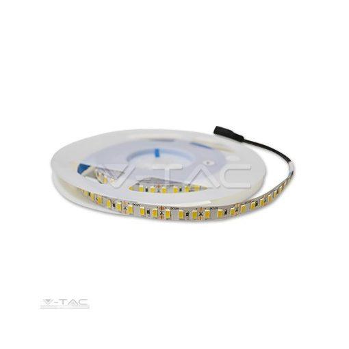 LED szalag 5730 - 120 LED/m Meleg fehér (nem vízálló) - 2162 (5 méter)