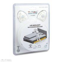 LED szalag szett alkonykapcsolós mozgásérzékelővel és tápegységgel 2 x 120 cm 3000K - 2550