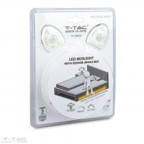 LED szalag szett alkonykapcsolós mozgásérzékelővel és tápegységgel 2 x 120 cm 4000K - 2551