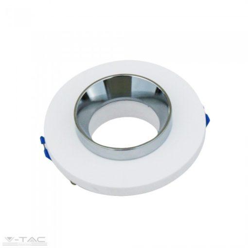 GU10 gipsz fix kör keret porcelán foglalattal - 3127