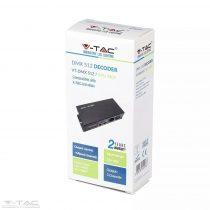 DMX 512 vezérlő RGB LED szalagokhoz - 3307