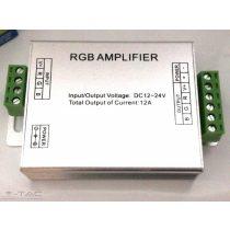 Erősítő 5050 RGB LED szalaghoz 12A 3309-3009