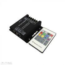 Rádiós vezérlő RGB+W LED szalaghoz - 3338