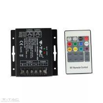 Rádiós vezérlő RGB LED szalaghoz - 3339