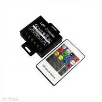 Mini rádiós vezérlő RGB LED szalaghoz - 3340