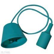 Függő lámpatest E27 zöld - 3486
