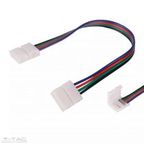 Rugalmas csatlakozó - LED szalag 5050 RGB - 3502