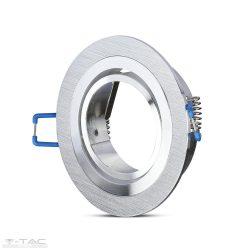 GU10 beépítőkeret alumínium kör - 3600