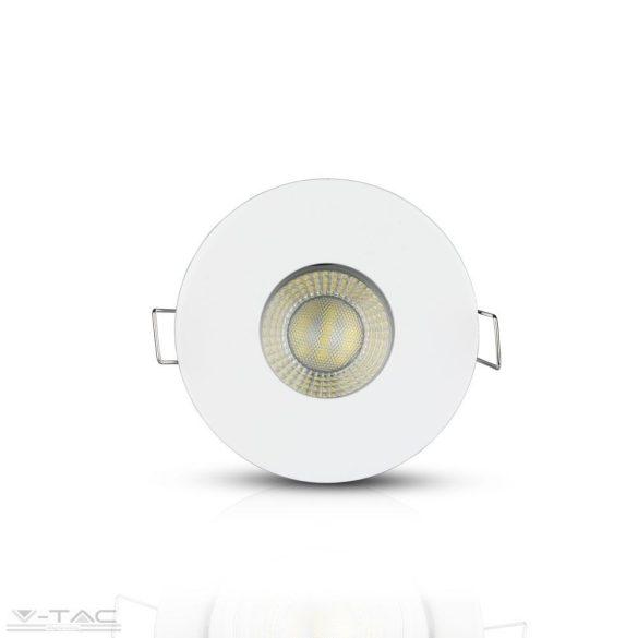 GU10 keret fehér kör - 3611