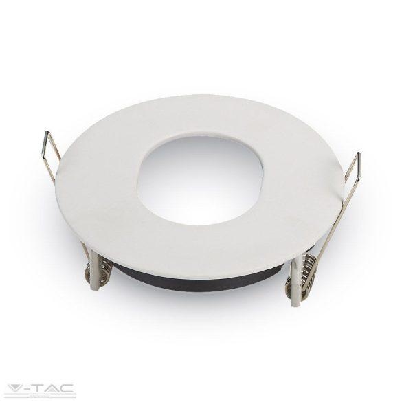 GU10 keret fehér kör - 3612