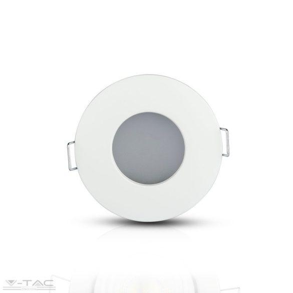GU10 keret fehér IP54 kör - 3613