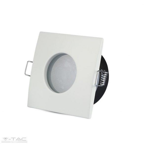 GU10 keret fehér szögletes IP44 - 3615