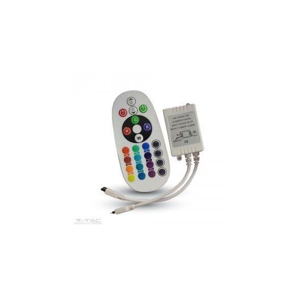Infravörös vezérlő 24 gombos távirányítóval - 3625