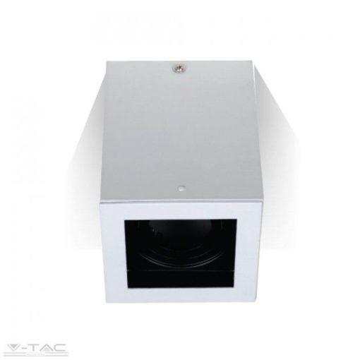 Felületre szerelhető billenthető GU10 keret négyszög - 3630