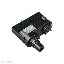 Kirakatvilágításhoz adapter fekete - 3660