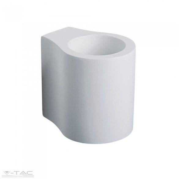 G9 felületre szerelhető keret kör fehér - 3694