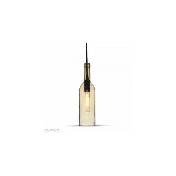 Palack csillár borostyán - 3770
