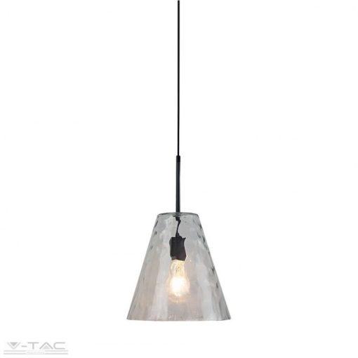 Üveg design csillár - 3881