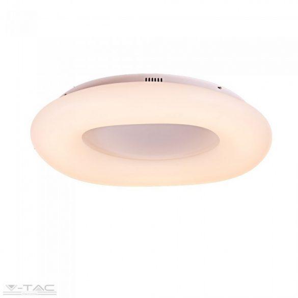 32W LED dimmelhető design csillár kör fehér - 3967