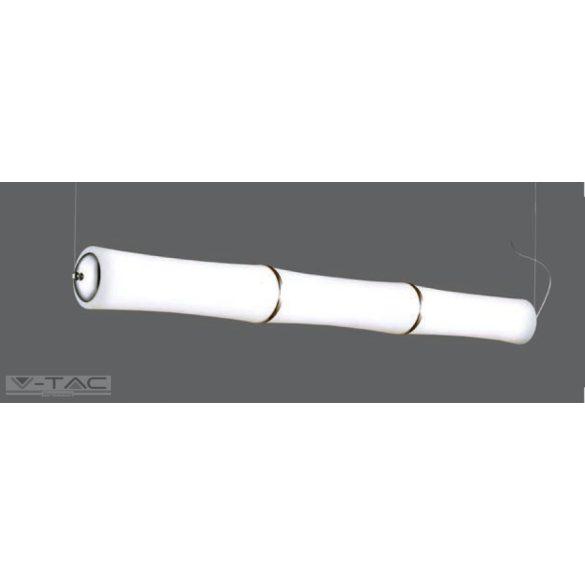 52W LED Exkluzív Bambusz csillár 3 tagú dimmelhető 3000K - 3979