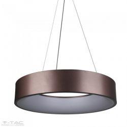 25W LED gyűrű csillár kávé dimmelhető 3000K - 3994