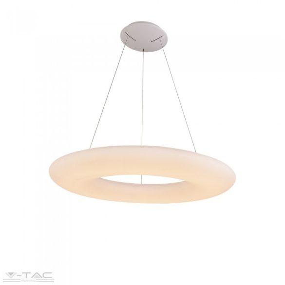 105W LED dimmelhető designer függeszték fehér 3000K - 40101