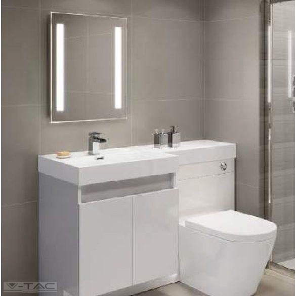 Páramentes tükör 17W beépített LED világítással 6400K - 40441