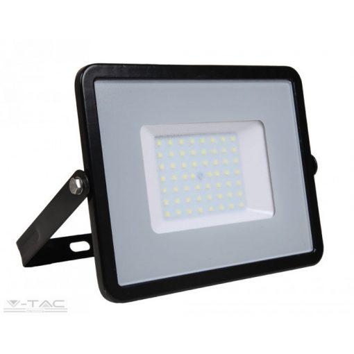50W LED reflektor Samsung chip fekete 6400K - PRO408