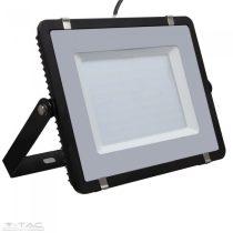 200W fekete LED reflektor Samsung chip 4000K - PRO418