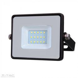 10W LED reflektor Samsung chip fekete 3000K - PRO424
