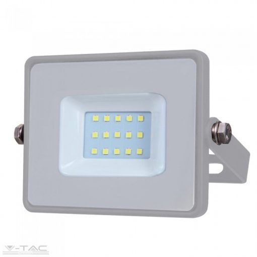 10W LED reflektor Samsung chip szürke 4000K - PRO431