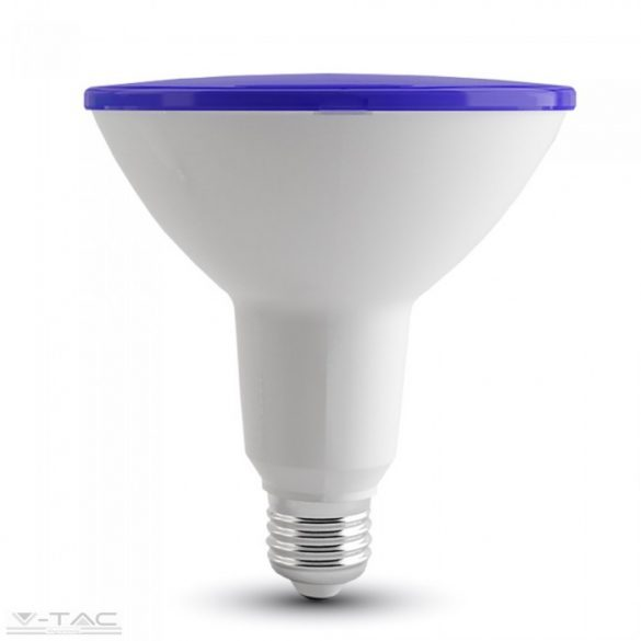 LED izzó - 15W PAR38 E27 IP65 Kék - 4420