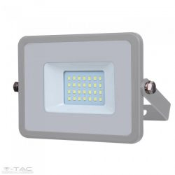20W LED reflektor Samsung chip szürke 3000K - PRO445