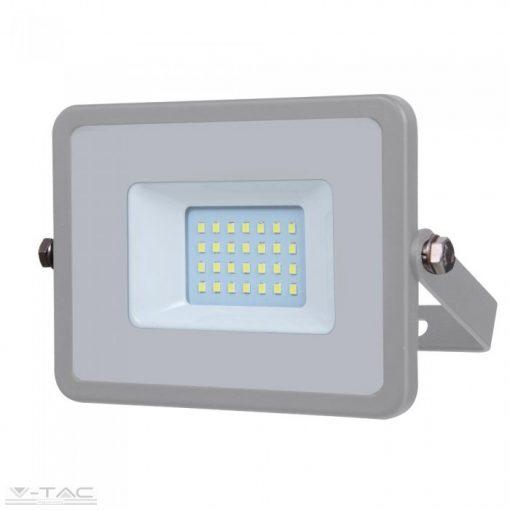 20W LED reflektor Samsung chip szürke 4000K - PRO446