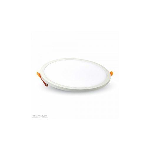8W Kör Slim LED panel süllyeszthető 3000K - 4931