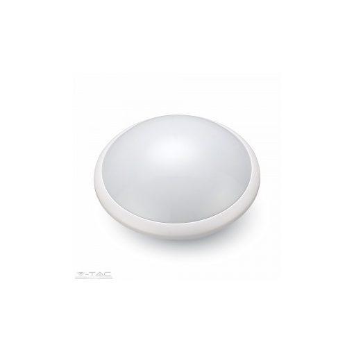 Mennyezeti E27 foglalattal ellátott lámpatest beépített mikrohullámú mozgásérzékelővel - 4966