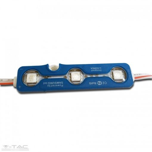0,72W LED modul 5050 IP67 Kék - 5118